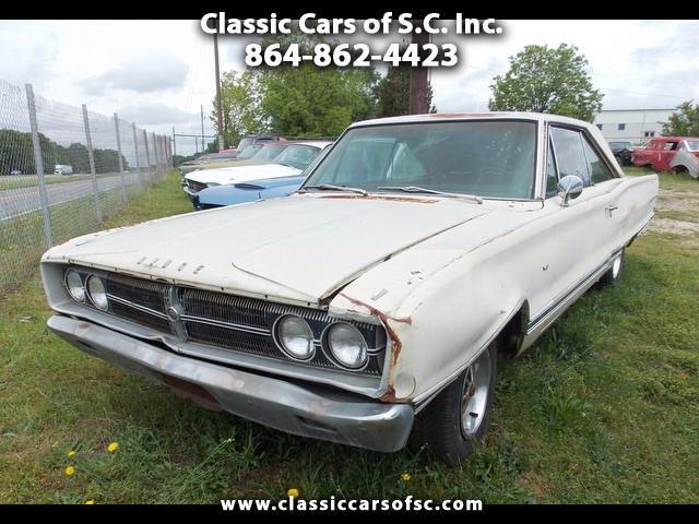 1967 Dodge Coronet 500 2-Door