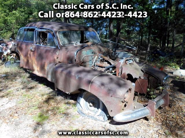 1941 Cadillac Series 60 4-Door