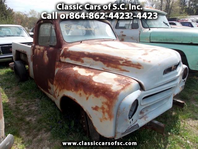 1956 Studebaker 2R6