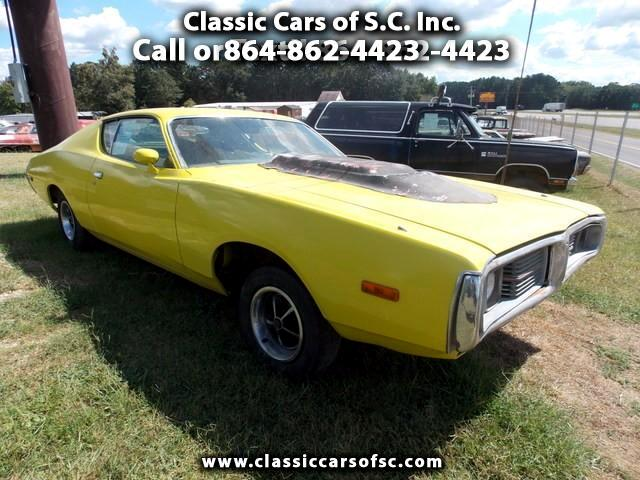 1972 Dodge Charger Coupe