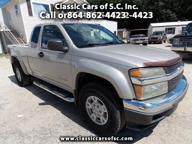 2005 Chevrolet Colorado Z71 Ext. Cab 2WD