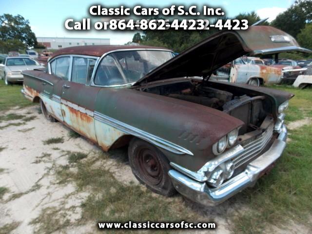 1958 Chevrolet Biscayne 4-Door
