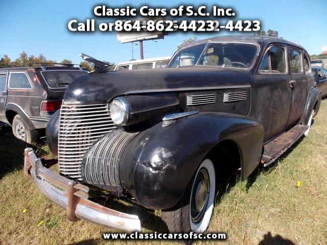 1940 Cadillac Limousine Imperial Sedan