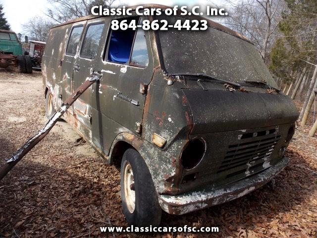 1970 Ford Econoline Cargo Van