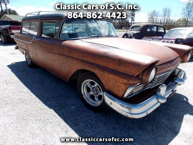 1957 Ford Ranch Wagon