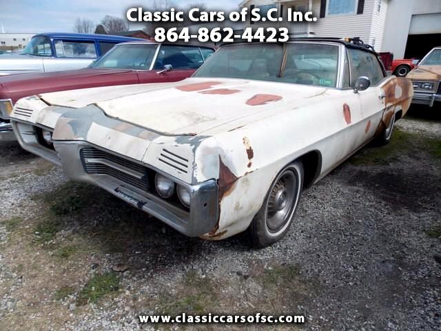 1967 Pontiac Grand Prix Grand Prix Convertible, only year Grand Prix conve