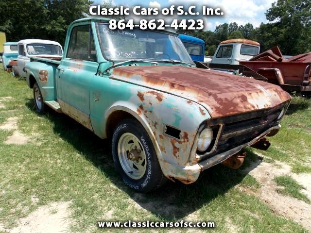 1968 Chevrolet Trucks C10