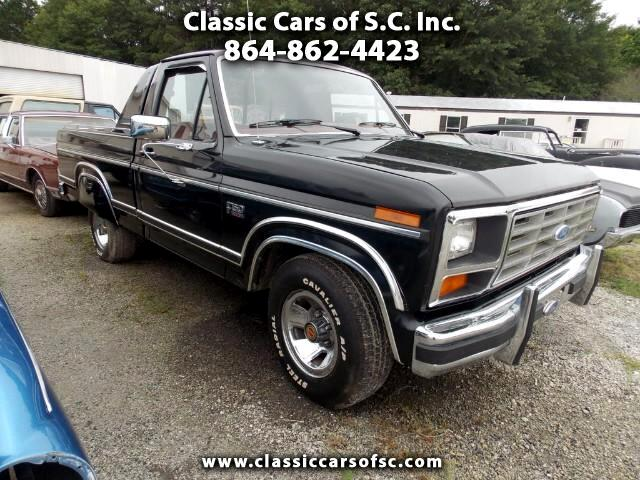 1985 Ford F-150 Regular Cab 2WD