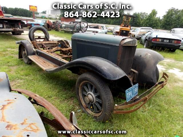 1931 Chrysler CI-6 Coupe Ready for your body