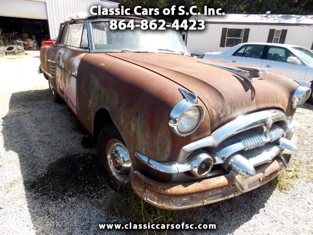 1954 Packard Deluxe 8