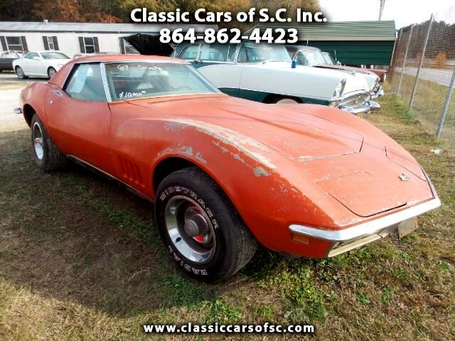 1969 Chevrolet Corvette 1LT Convertible