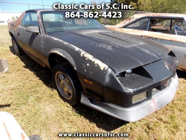 1989 Chevrolet Camaro IROC Z coupe