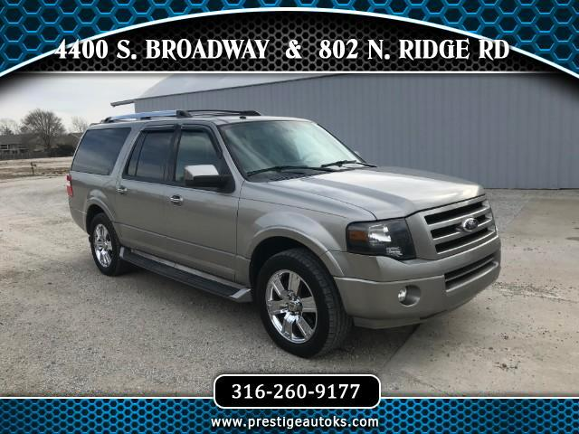 2009 Ford Expedition EL Limited 2WD