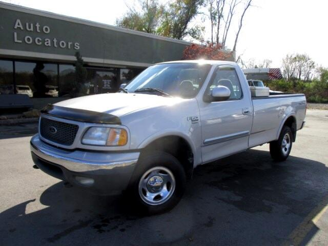 2001 Ford F-150 REGULAR CAB 4WD
