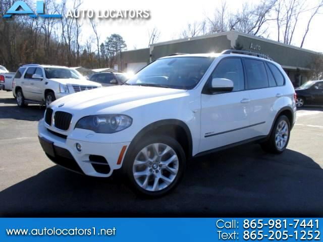 2011 BMW X5 AWD 35i Turbo