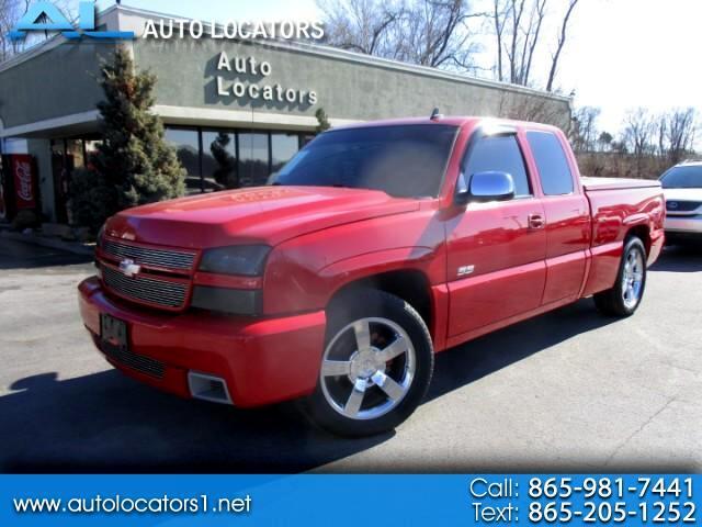 2006 Chevrolet Silverado 1500 SS Ext. Cab 2WD