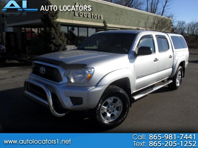 2012 Toyota Tacoma PreRunner Double Cab SR5 2WD