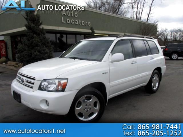 2006 Toyota Highlander Please feel free to contact us toll free at 866-223-9565 for more informatio