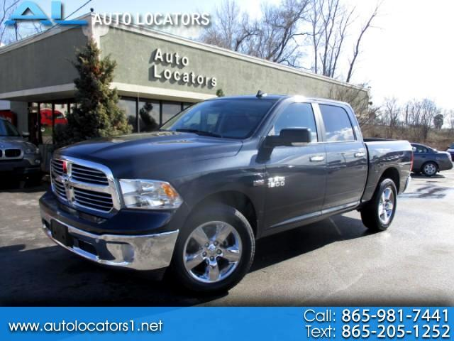 2016 Dodge Ram 1500 Quad Cab Short Bed 4WD