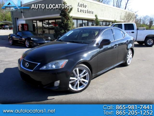 2007 Lexus IS Please feel free to contact us toll free at 866-223-9565 for more information about t