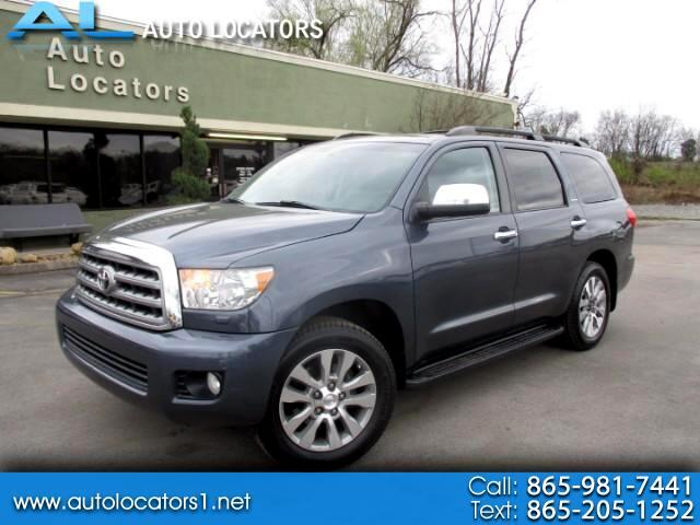 2008 Toyota Sequoia Please feel free to contact us toll free at 866-223-9565 for more information a