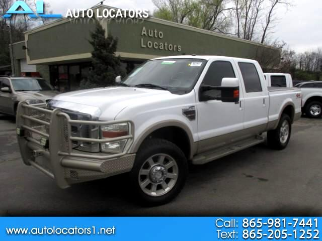 2009 Ford F-250 SD King Ranch 4WD Lariat