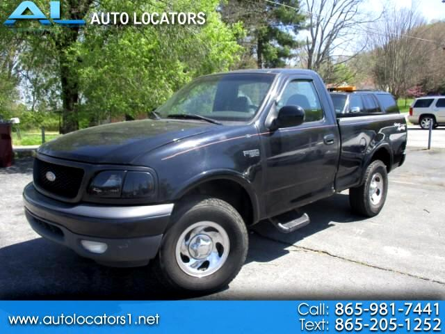 2001 Ford F-150 Regular Cab XL 4WD Sport