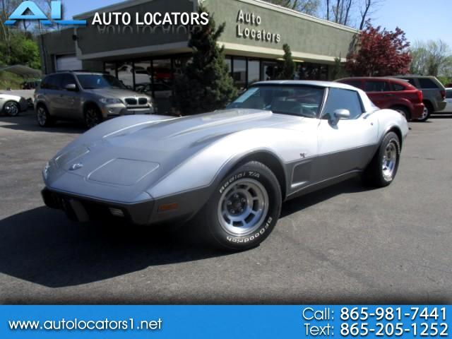 1978 Chevrolet Corvette Please feel free to contact us toll free at 866-223-9565 for more informati