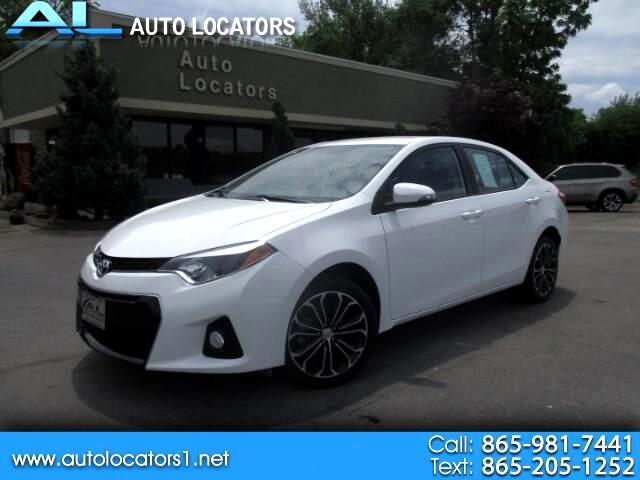 2016 Toyota Corolla Please feel free to contact us toll free at 866-223-9565 for more information a