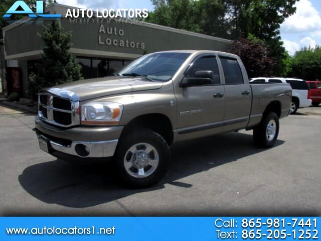 2006 Dodge Ram 2500 Please feel free to contact us toll free at 866-223-9565 for more information a