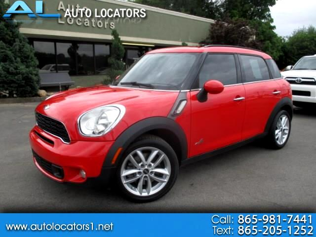 2012 MINI Countryman Please feel free to contact us toll free at 866-223-9565 for more information
