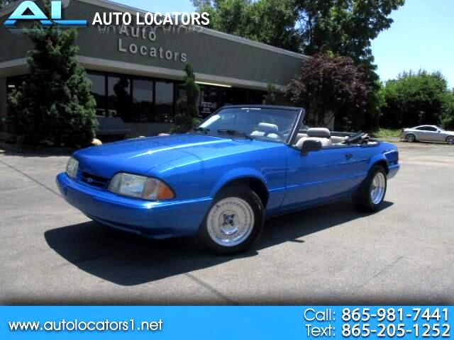 1992 Ford Mustang Please feel free to contact us toll free at 866-223-9565 for more information abo