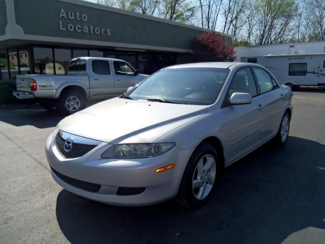 2003 Mazda MAZDA6 Overview The 2003 Mazda 6 is an all-new four-door mid-size sedan Its sportier th