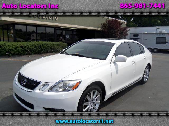 2006 Lexus GS Smooth refined fast reliable backed by a great dealer network Lexus cars have a lot go