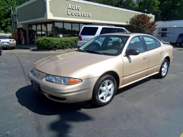 2002 Oldsmobile Alero Please feel free to contact us toll free at 866-223-9565 for more information