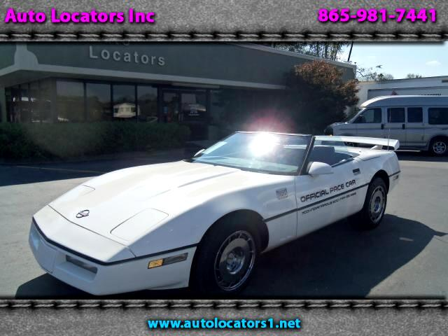 1986 Chevrolet Corvette The Chevrolet Corvette is the dream machine of thousands - maybe even millio