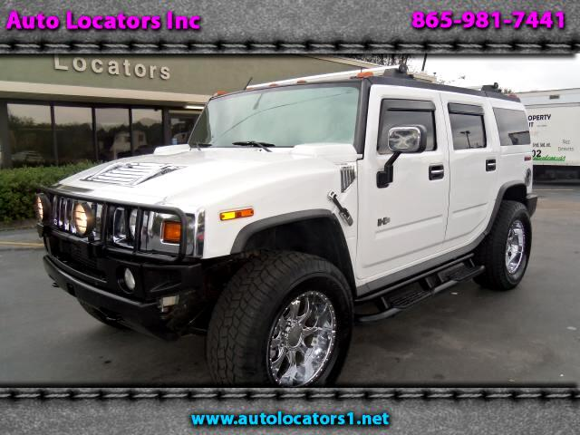 2003 HUMMER H2 It all started as a military vehicle in the late 1970s Since then AM General has bui