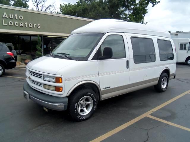 1999 Chevrolet Express Please feel free to contact us toll free at 866-223-9565 for more information