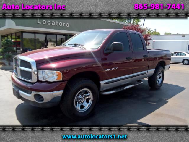 2002 Dodge Ram 1500 Please feel free to contact us toll free at 866-223-9565 for more information ab