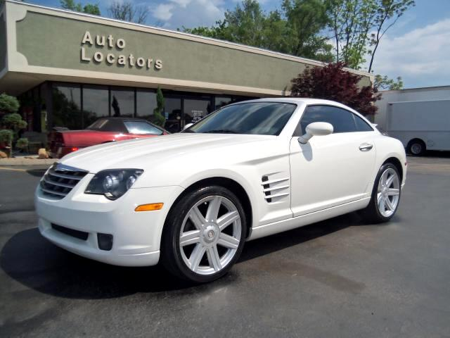 2004 Chrysler Crossfire Please feel free to contact us toll free at 866-223-9565 for more informatio