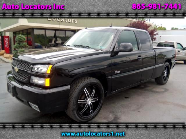 2003 Chevrolet Silverado 1500 Please feel free to contact us toll free at 866-223-9565 for more info