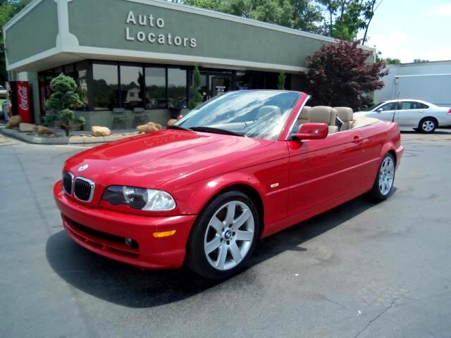 2002 BMW 3-Series Please feel free to contact us toll free at 866-223-9565 for more information abou