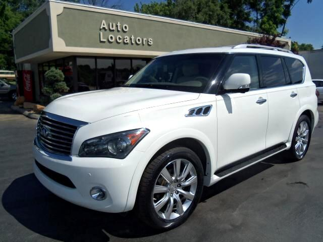 2011 Infiniti QX56 Please feel free to contact us toll free at 866-223-9565 for more information abo