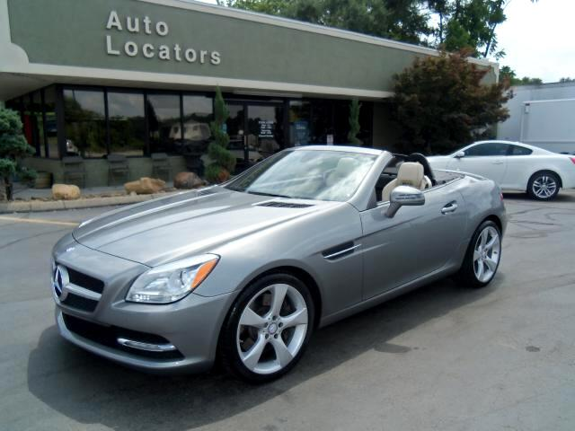 2012 Mercedes SLK Please feel free to contact us toll free at 866-223-9565 for more information abou