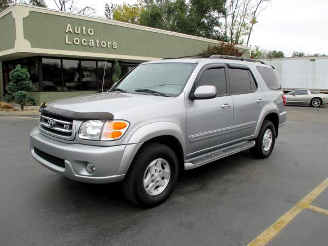2001 Toyota Sequoia Please feel free to contact us toll free at 866-223-9565 for more information ab