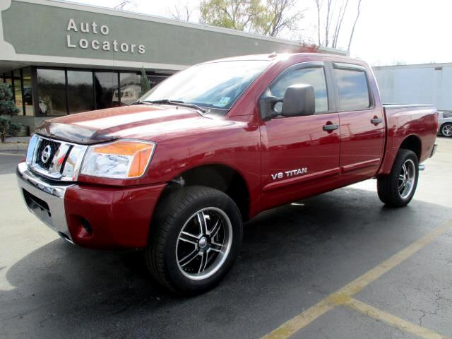 2008 Nissan Titan Overview The Nissan Titan gets two noteworthy additions and a host of detail impro