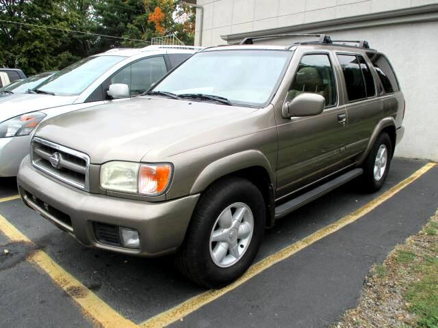 2001 Nissan Pathfinder Please feel free to contact us toll free at 866-223-9565 for more information