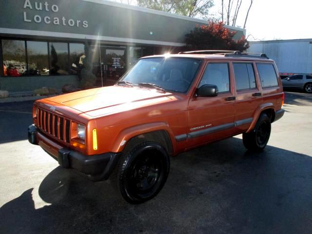 2001 Jeep Cherokee Please feel free to contact us toll free at 866-223-9565 for more information abo