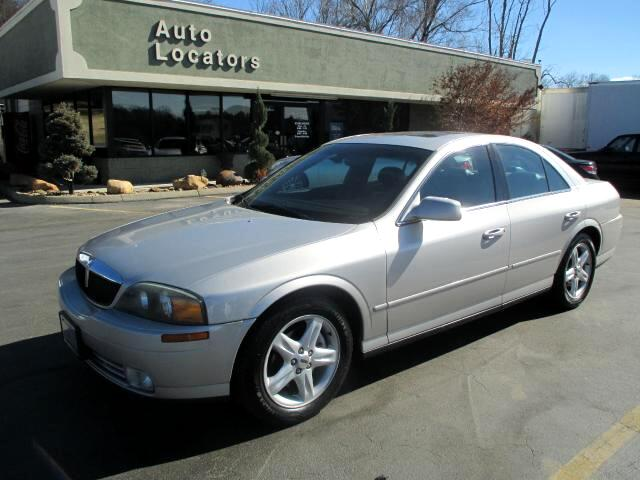 2002 Lincoln LS Please feel free to contact us toll free at 866-223-9565 for more information about