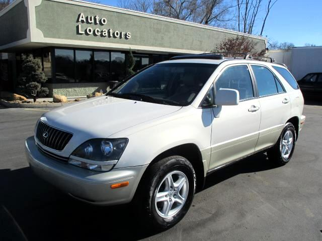 1999 Lexus RX 300 Please feel free to contact us toll free at 866-223-9565 for more information abou